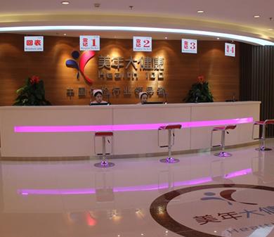 美年大健康体检中心中青年体检套餐(华东区)